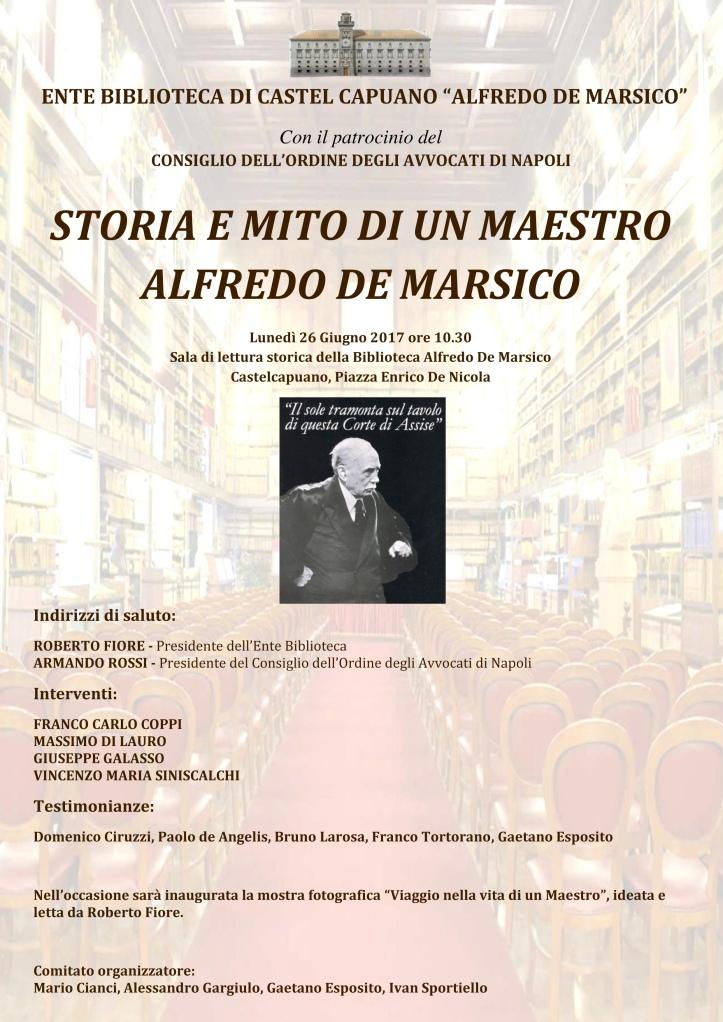 Storia e mito di un maestro
