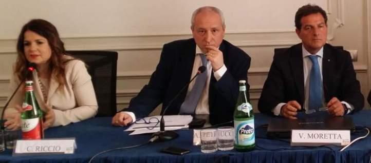 Riccio-Petrucciani-Moretta