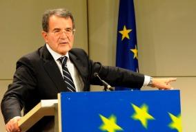 Romano Prodi at the EC