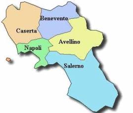 6. regione campania